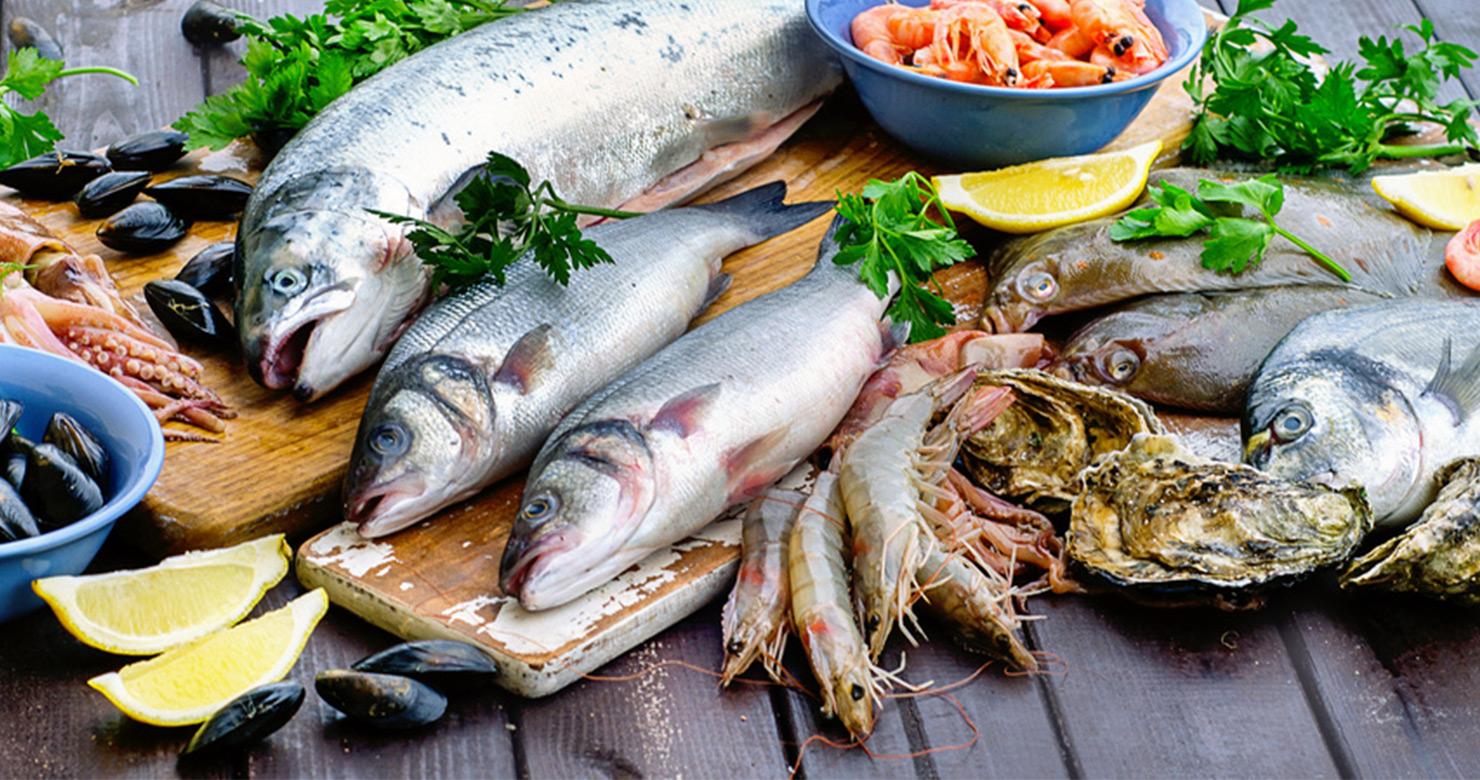 Le spécialiste des produits de la mer